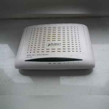 Router PLANET ADE-4400A ADSL 2/2+