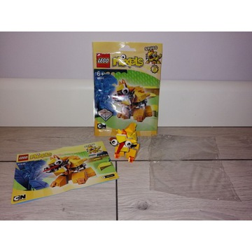Lego Mixels 41542 Seria 5 SPUGG. OPIS.