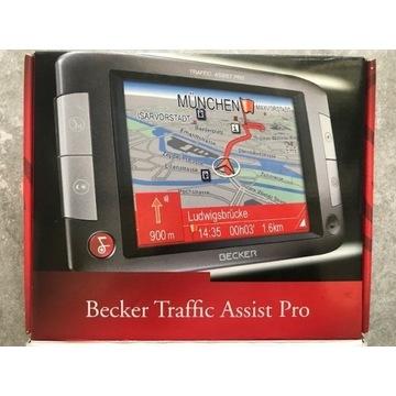 Nawigacja samochodowa GPS Becker Trafic Assist Pro