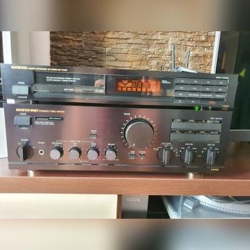 Wzmacniacz ONKYO A8450 plus gratis Tuner Onkyo