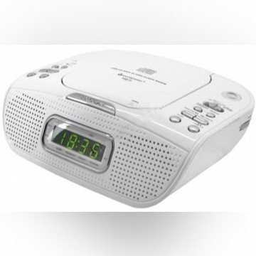 Radio Budzik z CD MP3 slot USB SOUNDMASTER
