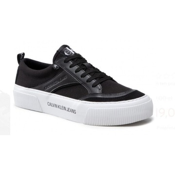 Nowe  Buty Calvin Klein Skate Lace Up Mix r.46