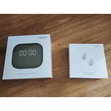 Głosnik i słuchawki bezprzewodowe Bluetooth zestaw