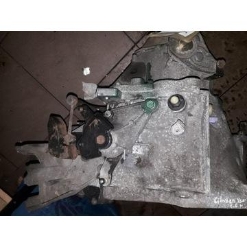 Skrzynia biegów peugeot 307 Xsara  1,6hdi 20dp29