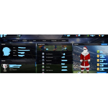 FootballTeam konto pomocnik 153+ lvl