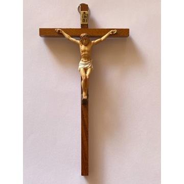 Krzyżyk Drewniany Przywieziony z Watyknu