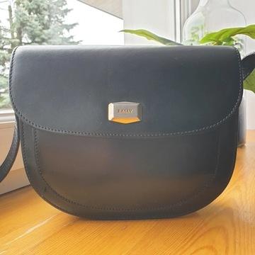 piękna  torebka BALLY szwajcarskiej marki premium
