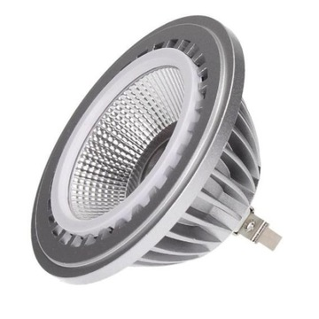 LED 13W G53 AR111 12V ściemnialna żarówka
