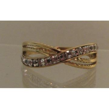 0.585 Złoty pierścionek