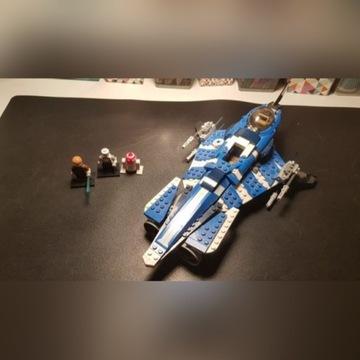 Klocki LEGO Star Wars mysliwiec Anakina 75087
