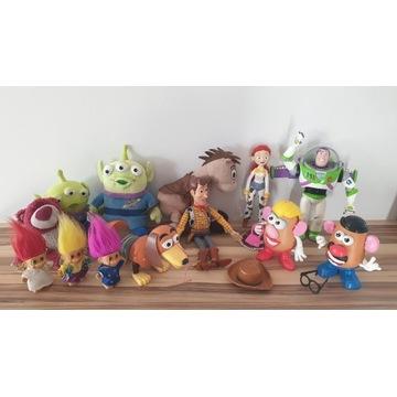 Toy Story Zestaw - Chudy Jessie Buzz Astral Bulwa