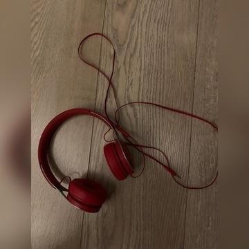 Apple Beats EP On-Ear czerwony