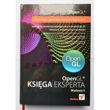 OpenGL KSIĘGA EKSPERTA wyd. 5 Wright Haemel Seller