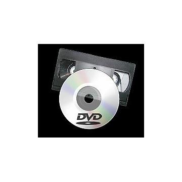 Przegrywanie kaset VHS na płyty DVD  7 zł/kaseta