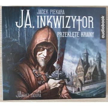 Ja, inkwizytor Przeklęte krainy Jacek Piekara