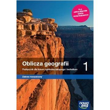 Oblicza geografii1 zakres rozszerzony Nowa Era PDF