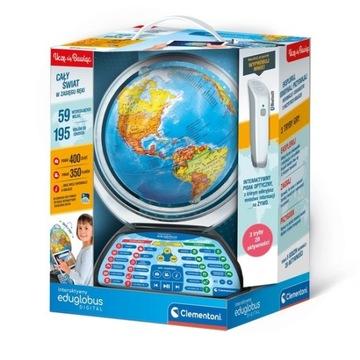 Interaktywny Globus Digital !