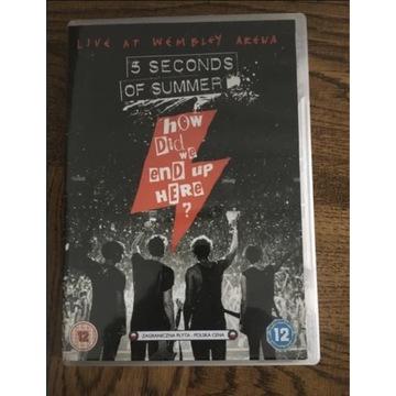 5 Seconds od Summer - koncert