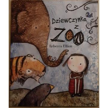 Dziewczynka z Zoo. Rebeca Elliot
