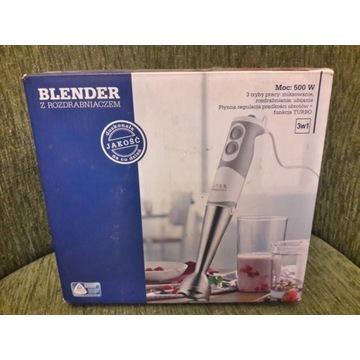 Blender ręczny z rozdrabniaczem HB-5159