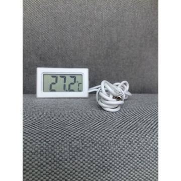 Termometr Elektroniczny z sondą Cyfrowy Precyzyjny