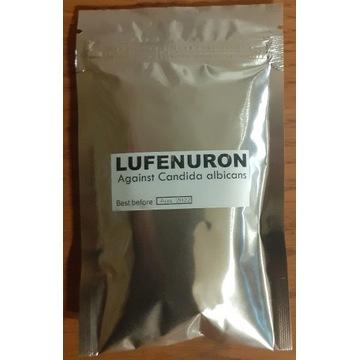 Lufenuron na Candida