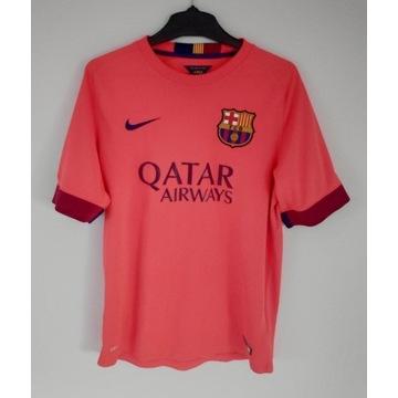 FC Barcelona 2014/15 Nike trzeci strój rozmiar M