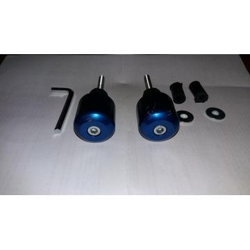 Końcówki, Ciężarki kierownicy GSX-R, R6, CBR