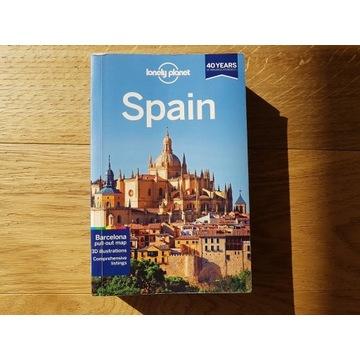 Przewodnik Spain Lonely Planet, Hiszpania