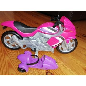 Motor Barbie