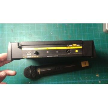 Mikrofon bezprzewodowy AKG UHF SR40