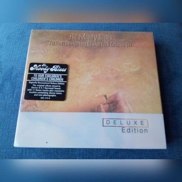 Moody Blues - To Our Children's Children SACD DSD