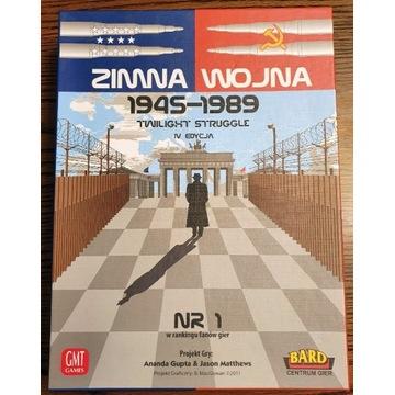 Gra planszowa ZIMNA WOJNA 1945-1989 Twilight, BARD