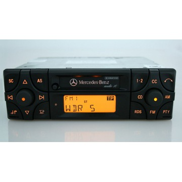 Radio Becker BE3200 Mercedes. SERWIS, GWARANCJA