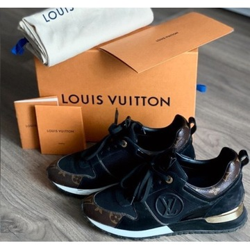 SNEAKERS RUN AWAY Luis Vuitton