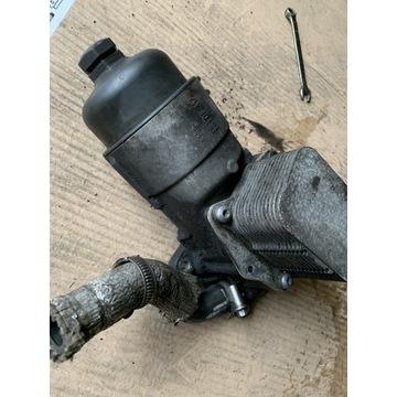 Mocowanie filtra oleju Mazda3 2010 diesel -gniazdo