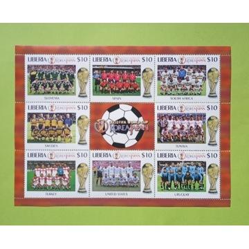 Liberia World Cup 2002