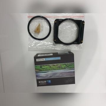 HITECH 85 - zestaw holder, ring 77 mm, filtry