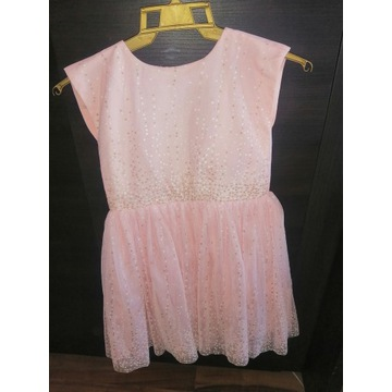 Elegancka sukienka Cubus roz. 116