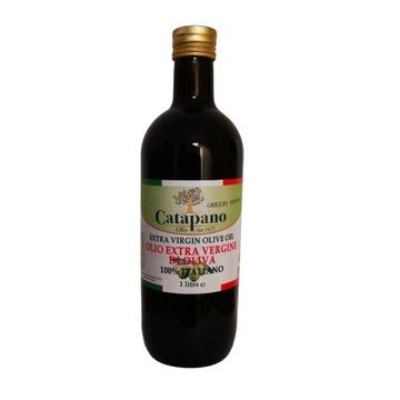 Włoska Oliwa 100% Extra Vergine ŚWIEŻA niefiltr 1l