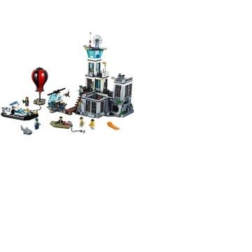 Kompatybilne z Lego City więzienna wyspa 60130