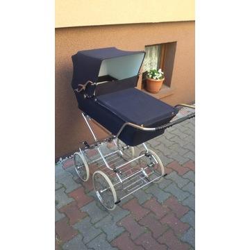 Wózek dziecięcy retro mutsaerts.