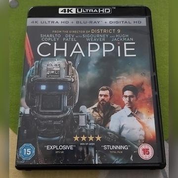 CHAPPIE 4K UHD/BD