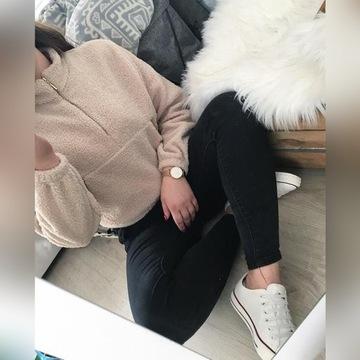 Bluza miś polar S Modna Hit beż
