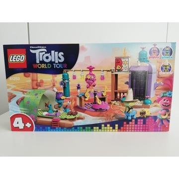 LEGO 41253 Trolls - Pustkowie i przygoda na tratw