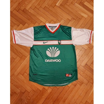 Koszulka Legia Warszawa Daewoo 1998/1999