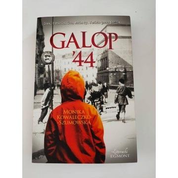 Galop'44 Monika Kowaleczko-Szumowska