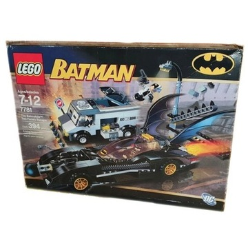 Lego Batman 7781 Batmobile Two-Face's Escape