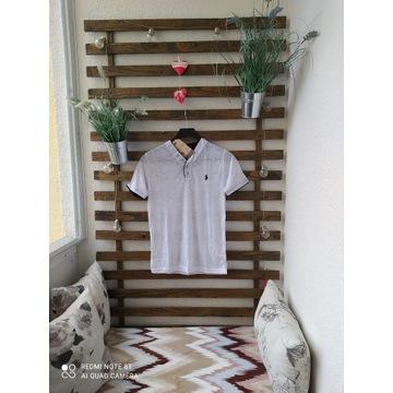 T-shirt, koszulka EURO POLO - rozm. 164