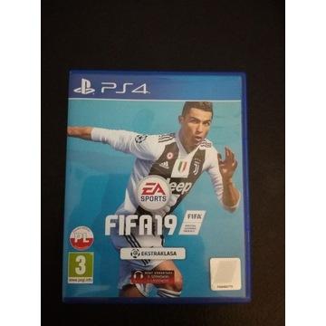 Gra PS4 Fifa 19 gry konsola
